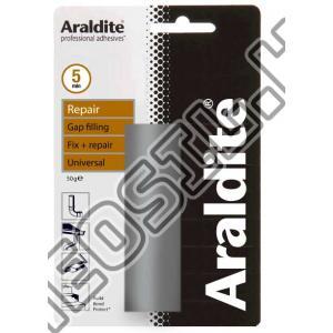 Araldite Repair 50g (Plastic Steel - Gyurmafém)
