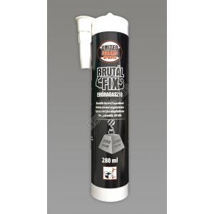 United Sealants Brutál Fix Erőragasztó 280ml - MS Polimer, Hibrid polimer, High Tack
