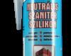 United Sealants Neutrális szaniter szilikon 280ml